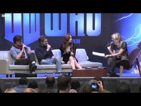 Doctor Who Live Cast Q&A Part 2 - Westfield Stratford City - BBC
