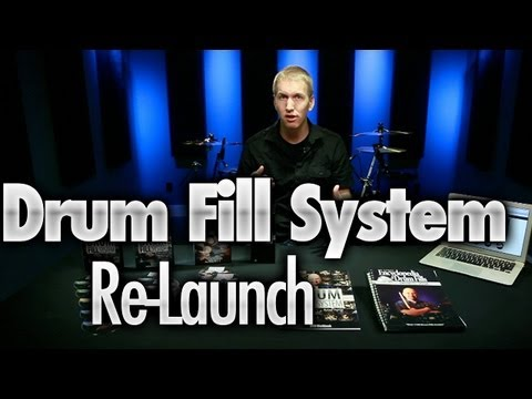 Drum Fill System Re-Launch Tomorrow