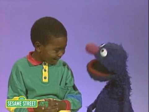 Sesame Street: Grover discusses What Is Marriage?