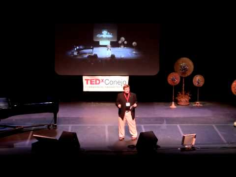 TEDxConejo - Jeff Baarstad - The Energy of Learning/Welcoming Remarks