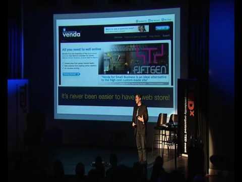 TEDxNottingHill - Daniel Priestley - 10/09/09