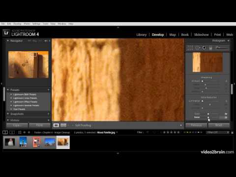 Applying Noise Reduction