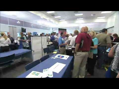 KSC Co-Hosts Job Fair for Shuttle Workers