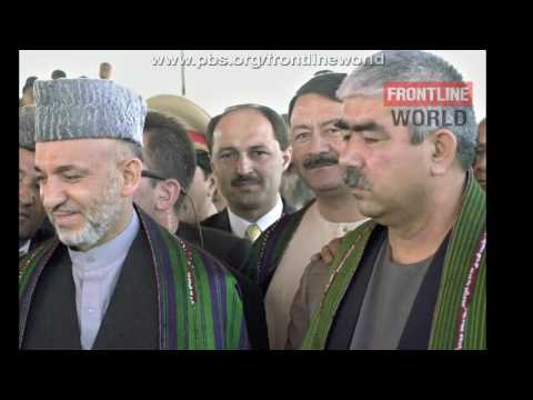 FRONTLINE/World  iWitness Afghanistan: A Stolen ...