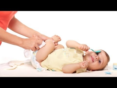 How to Change a Diaper, Part 1 | Baby Care