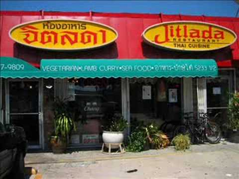 Thai-Latino Food Connection in Los Angeles