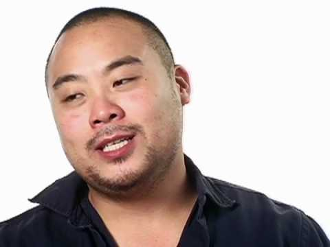 David Chang On Growing Up Korean-American