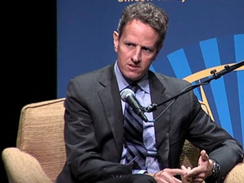 Geithner: Japan's 'Lost Decade' Not America's Fate