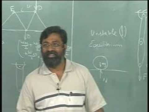 Mechanics of Solids - IITM 2.6 Trusses - additional discussions.