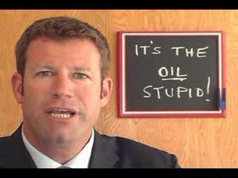Its the Oil Stupid!