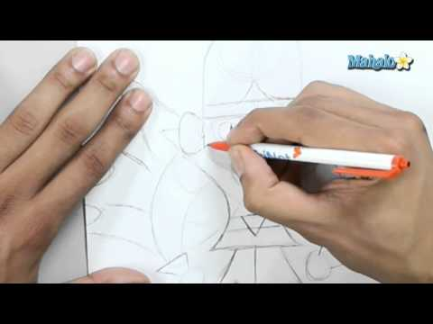 How to Draw Mojo Jojo from The Powerpuff Girls