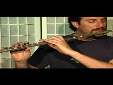 Flute Lesson: How to play Amazing Grace