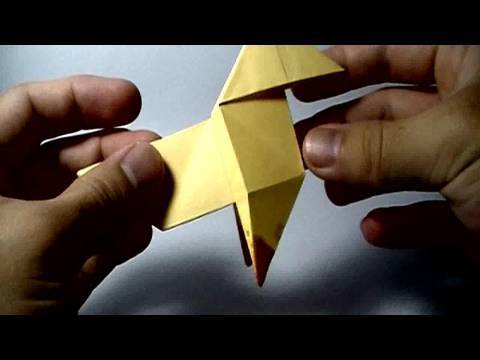 Origami Pajarita (Bird featured on PS3's Heavy Rain)
