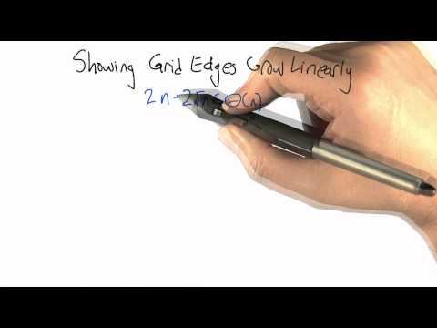 Big Theta Examples - Algorithms - Graphs - Udacity