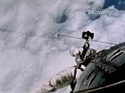 Classic NASA Film - Gemini 4 - #1