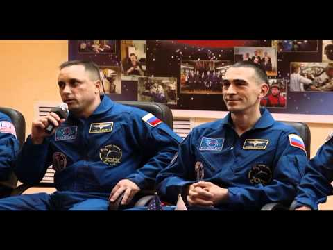 Expedition 29 Crew Gets Final Approval for Launch