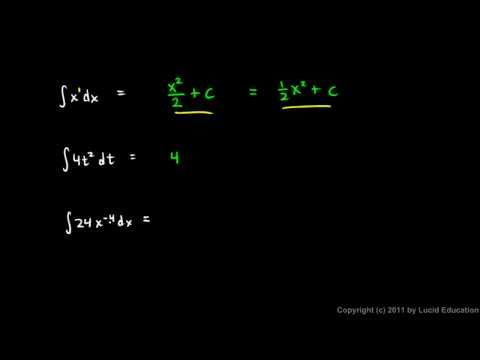 Calculus 5.2g - Examples