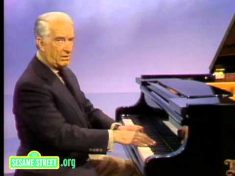 Sesame Street: Practicing With Victor Borge