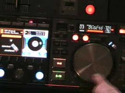 Pioneer MEP-7000 A basic look . The FX