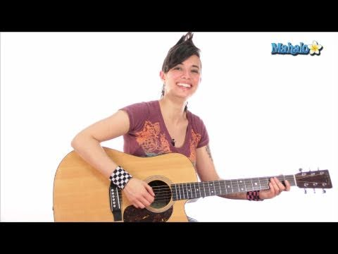 "How to Play ""Till The World Ends"" by Britney Spears on Guitar"