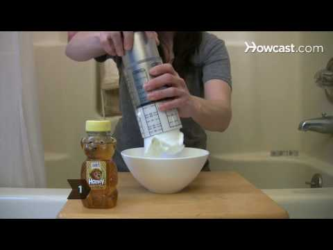How To Make a Buttermilk Mask For Healthy Hair