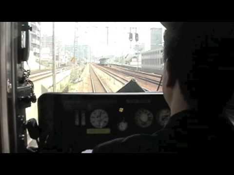 新快速 223系 姫路から大阪まで Part 3