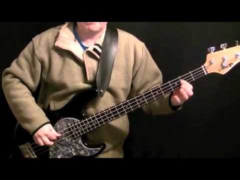 How To Play Bass Guitar To And The Beat Goes On.m4v