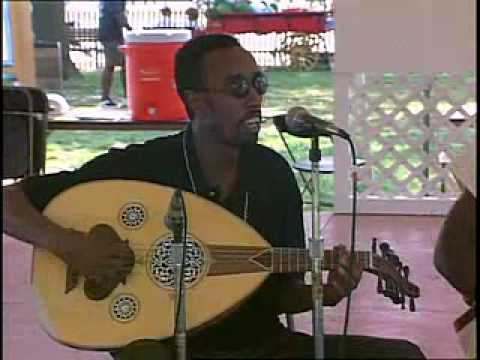 Hasan Gure Performs a Somali Freedom Song