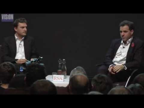 Niall Ferguson - The Ascent of Money - Q&A Session