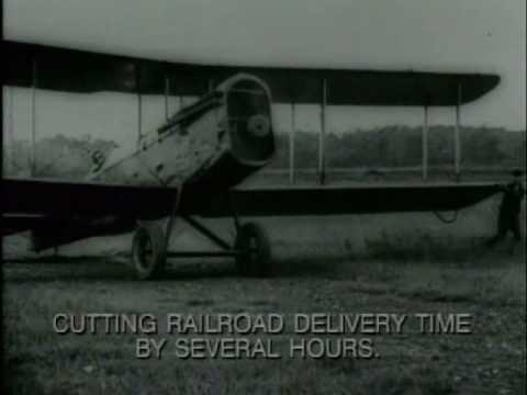 Airmail: The Quest for Speed