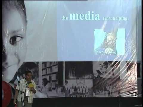 TEDxYouth@Khartoum, Ali Abdelhameed Ali: Islam & Terrorism, Nov.26.11