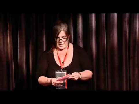 TEDxAdelaide - Tracey Korsten - A Poem for Us