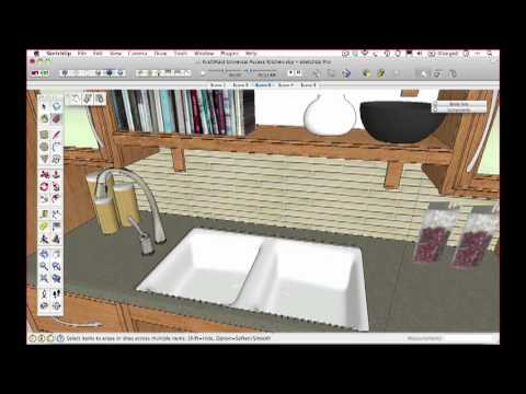 The SketchUp Show #61- Universal Design with Linda Knapp (Part 2)