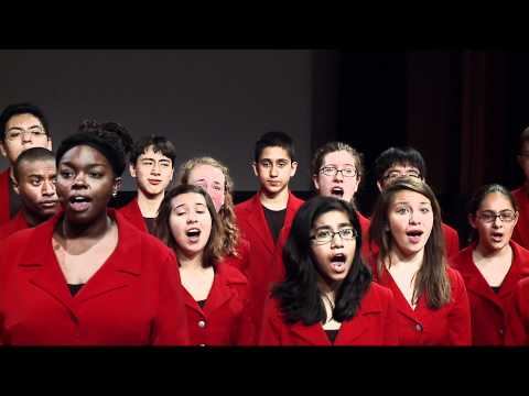 Tshotsholoza | Ain't Gonna Let Nobody Turn Me Around: Boston Children's Chorus at TEDxBoston