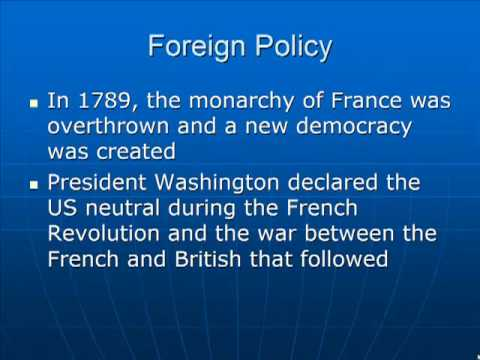 Schmidt Notes - US History - Unit 1 - Launching the New Nation Ch 2-4