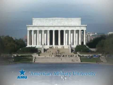 American Military University - Get Inspired in 15 Seconds