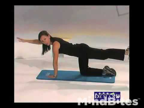 At Home Workouts: Killer Abs and Core Stability