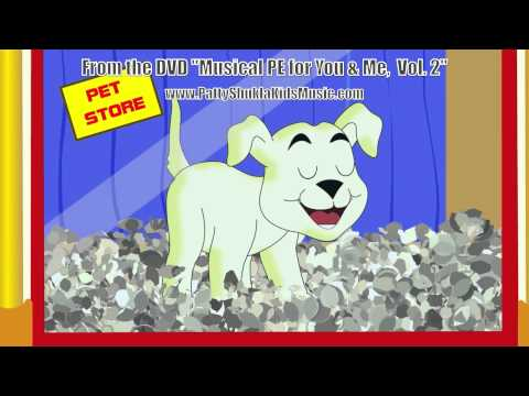 Puppy - Kids song by Patty Shukla