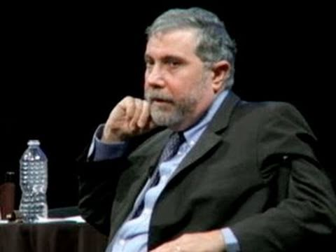 Paul Krugman: Flawed Healthcare Is OK, Flawed Stimulus Is Not