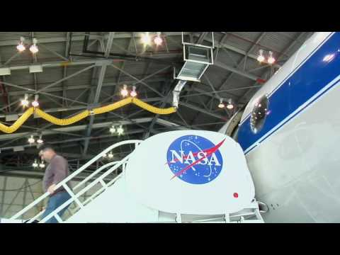 NASA | Greenland Ice Flights