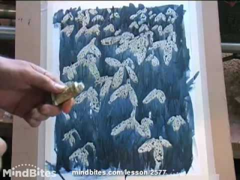 Flower painting-Snow Drops