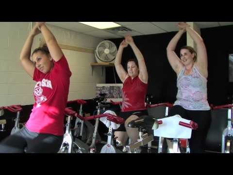 What Happens in a Spinning Class