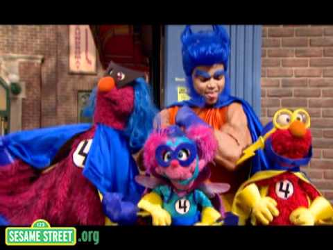 Sesame Street: Iron Monster and Sesame Heroes Preview