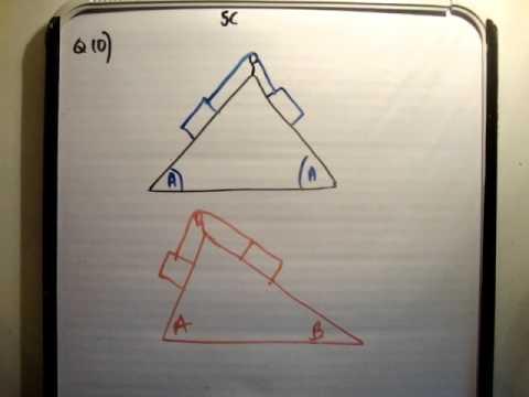 Applied Maths : LC textbook solution  Ex 5c q10