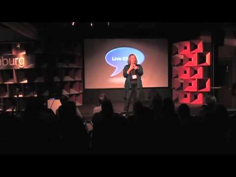 "TEDxSpartanburg - Amy Wood - ""News From a Rebel"""