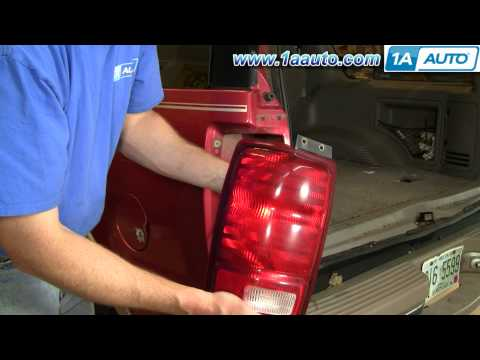 How To Install Replace Taillight Ford Expedition 97-02 1AAuto.com