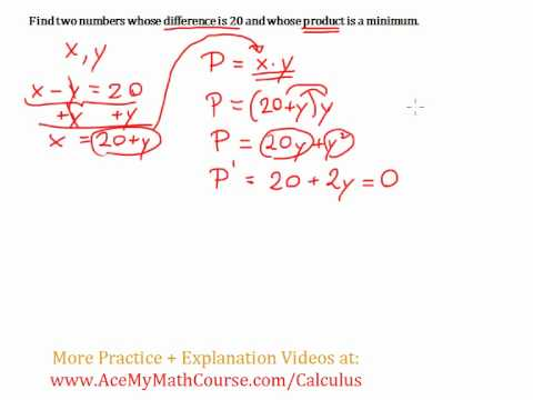 Optimization Problem - Example #1