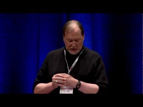 TEDxBrussels - John Shirley - False Singularities...