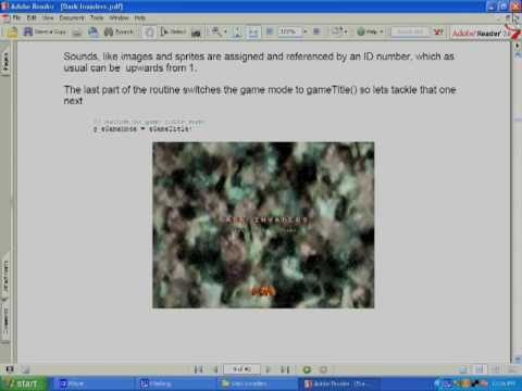 Game Programming With Visual C++ 2008 Part 2 Getting Started With The Dark GDK (2/2)