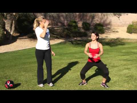 Fitness Routine-Soccer Workout
